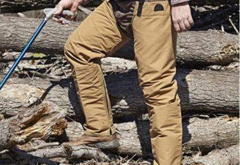 snake proof chap pants